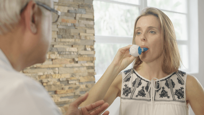 CLINICAL PILOT: The Breather Improves Speech And Pulmonary Function in COPD Patients in Home Health